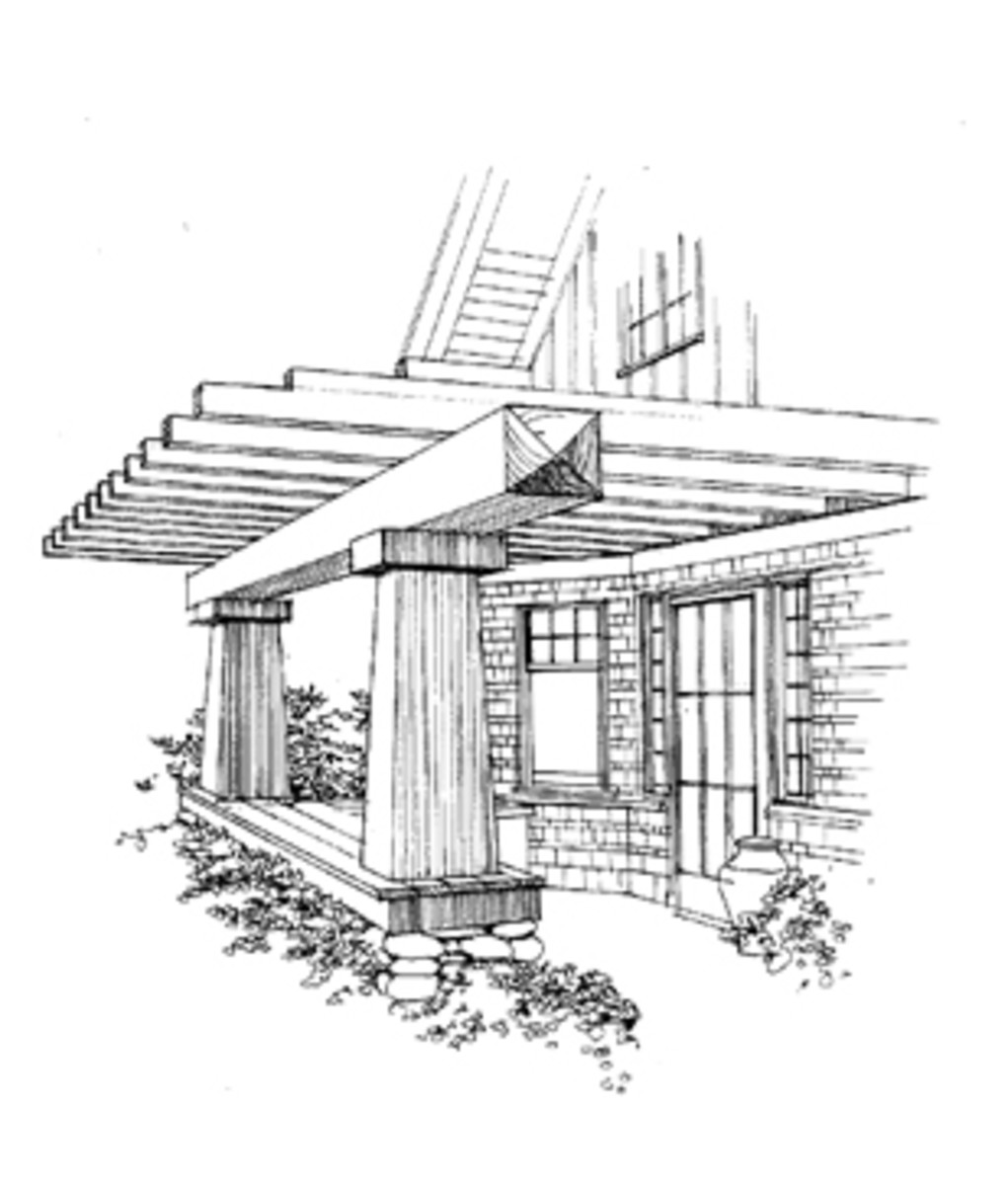 House Styles The Craftsman Bungalow