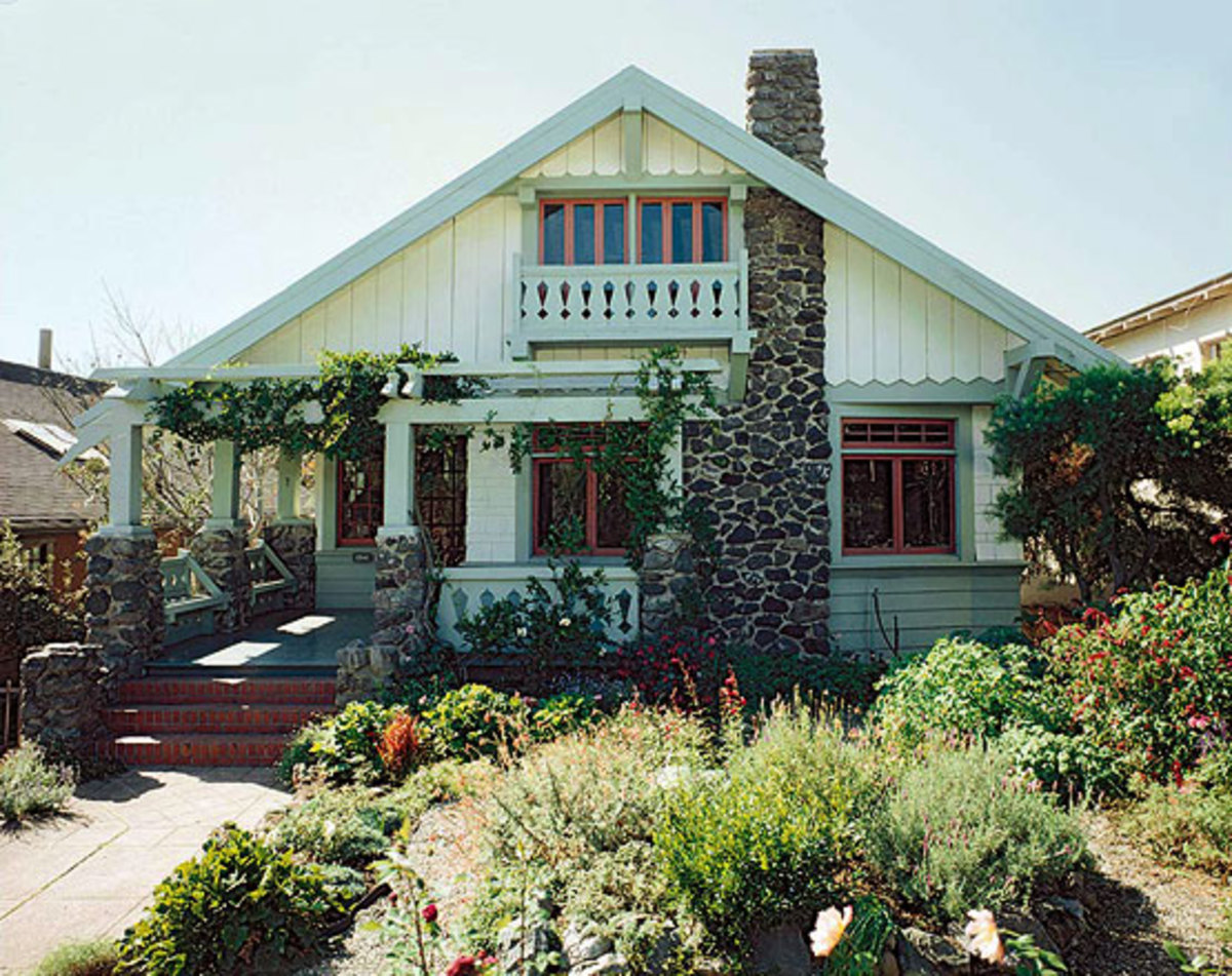 House styles the craftsman bungalow arts crafts homes - What is a bungalow style home ...