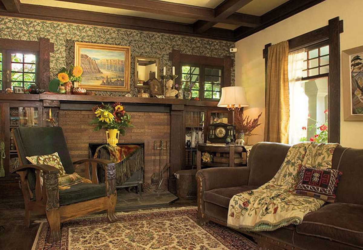 house styles the craftsman bungalow arts crafts homes and the revival. Black Bedroom Furniture Sets. Home Design Ideas