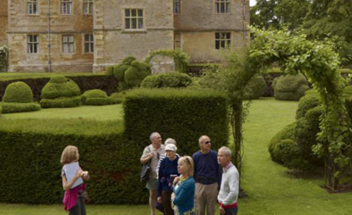 Chastleton House, Arts & Crafts tour