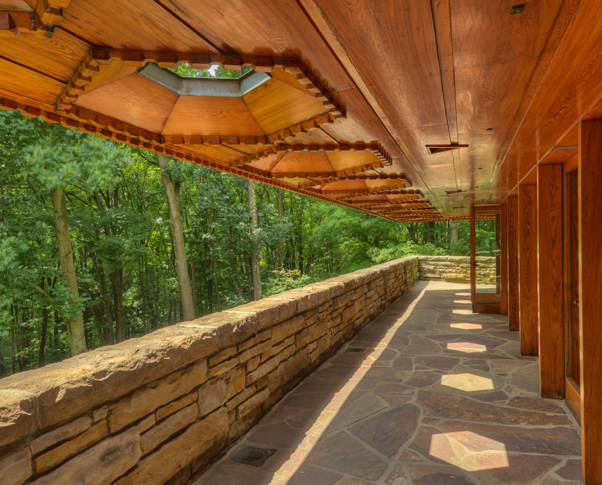 Kentuck Knob, Wright house
