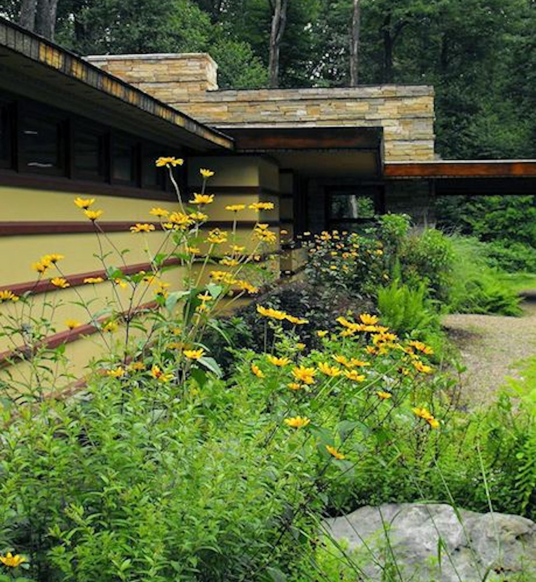 Duncan House, Frank Lloyd Wright house