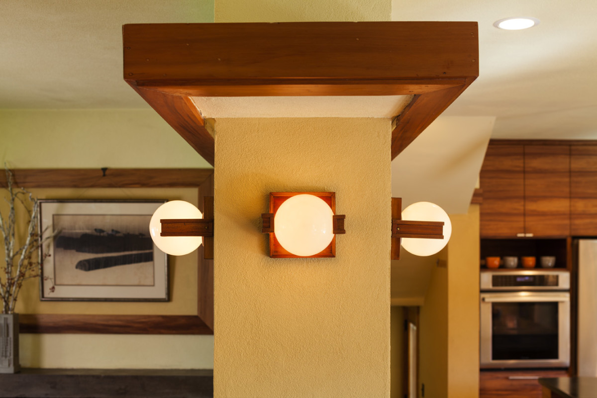 Eifler designed wall sconces