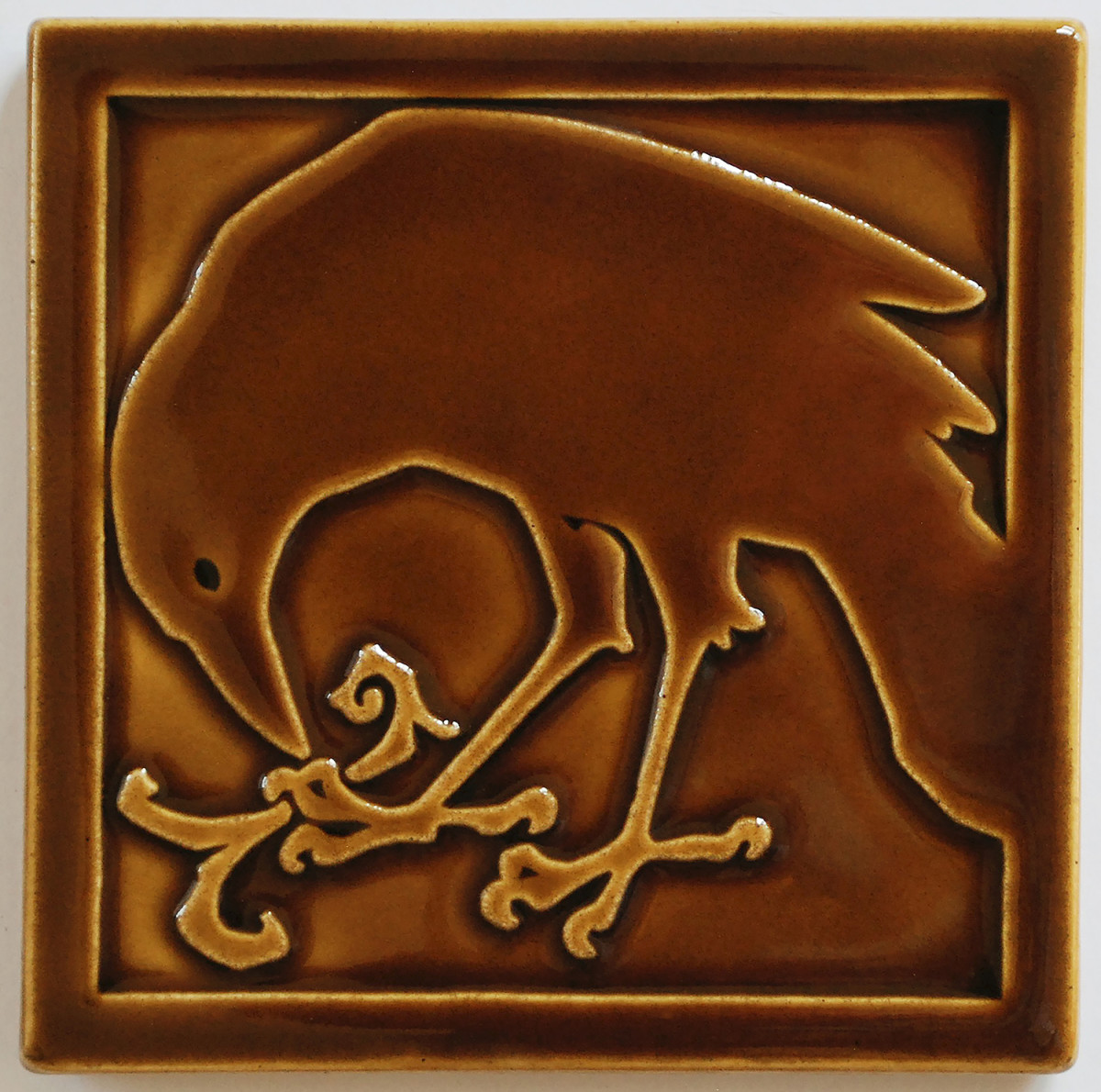 glazed art tile Arts & Crafts tiles