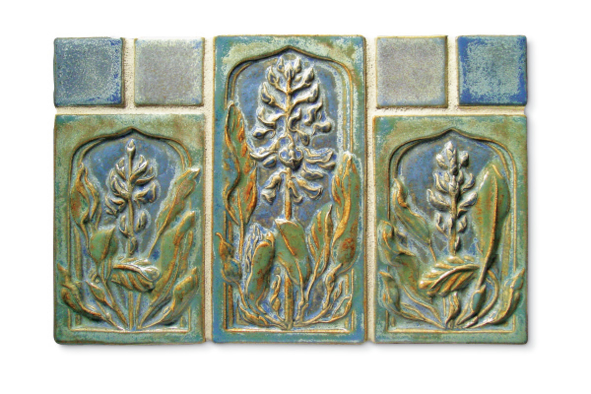 Sources For Arts Crafts Tile Design For The Arts Crafts House Arts Crafts Homes Online