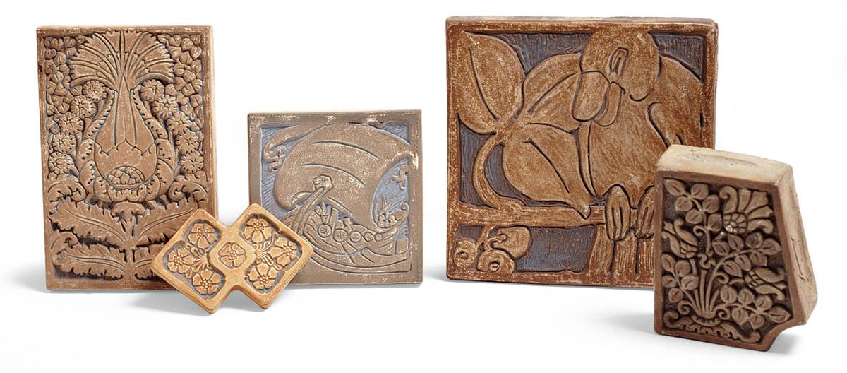 Original batchelder Tiles