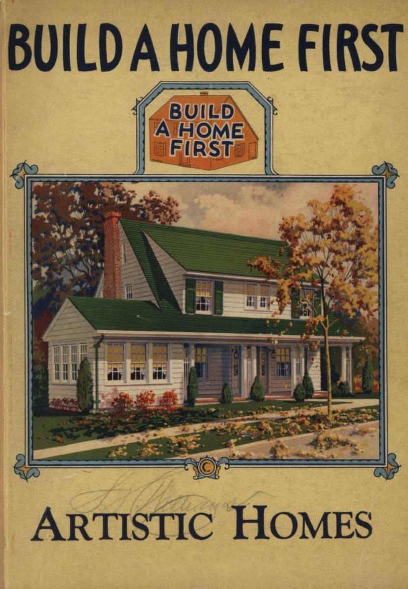Artistic Homes catalog