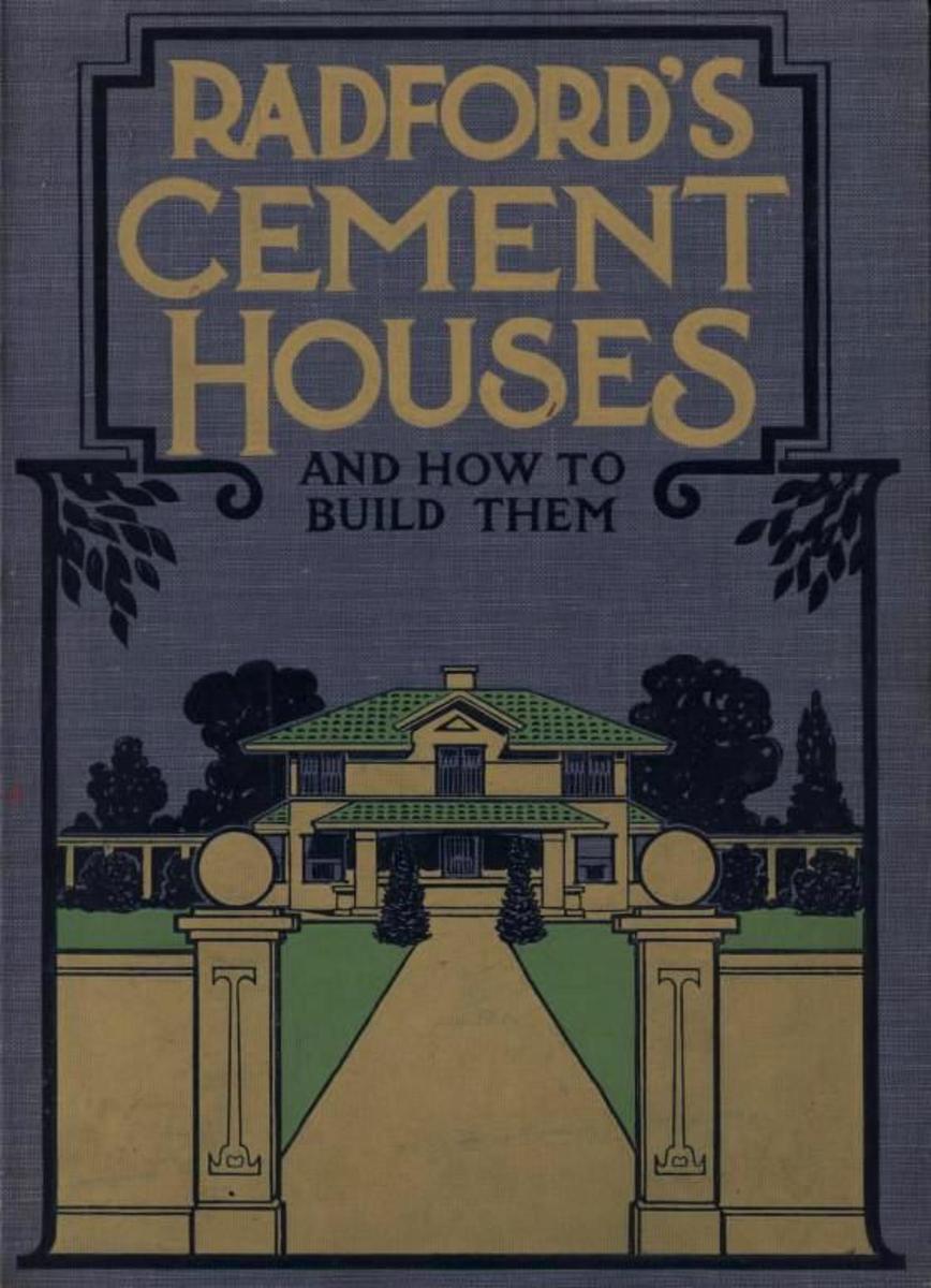 Radford's Cement Houses