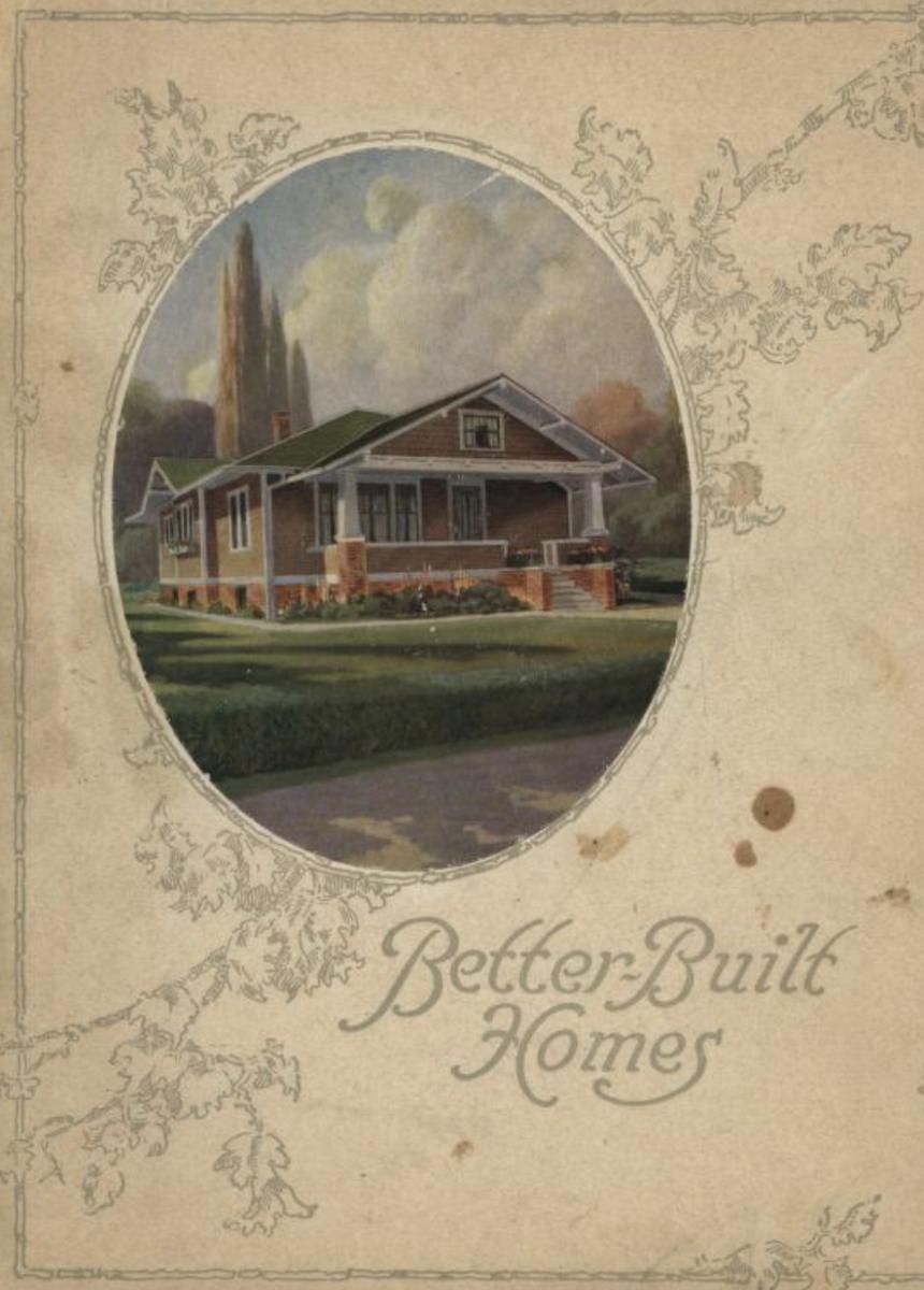 Residential Home Trade Catalog