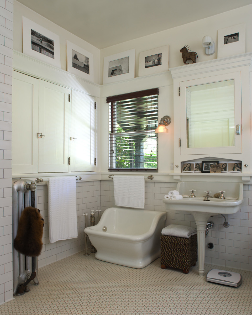 1914 period bath sitz bath