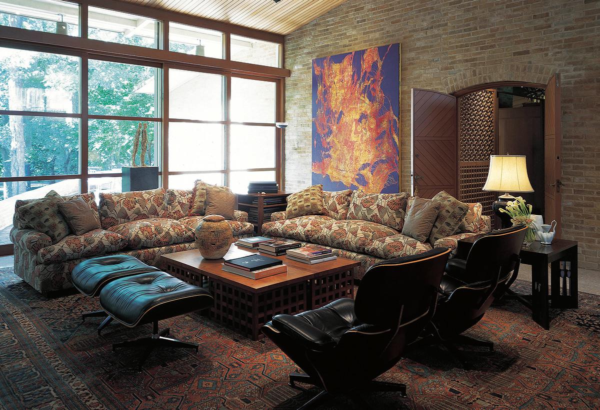 ranch interior