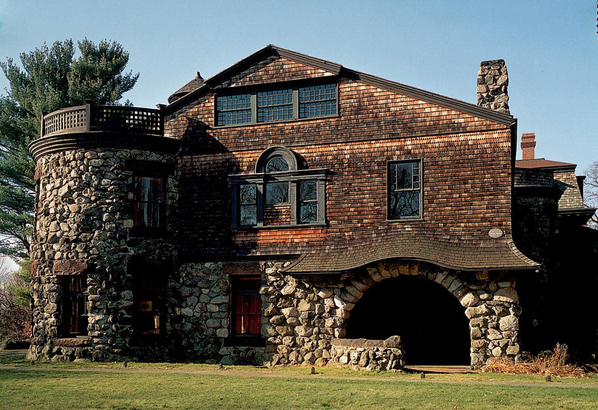 Shingle Style house New England