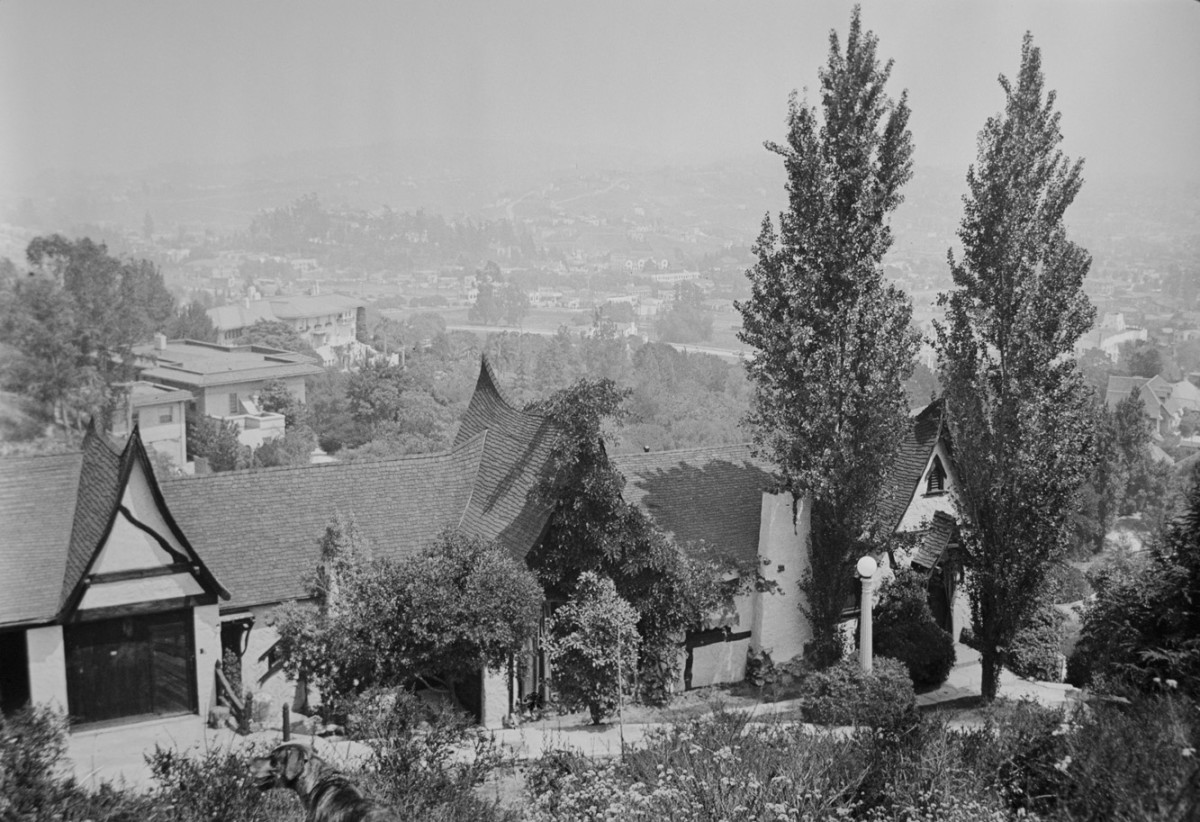 Archival images Storybook Houses