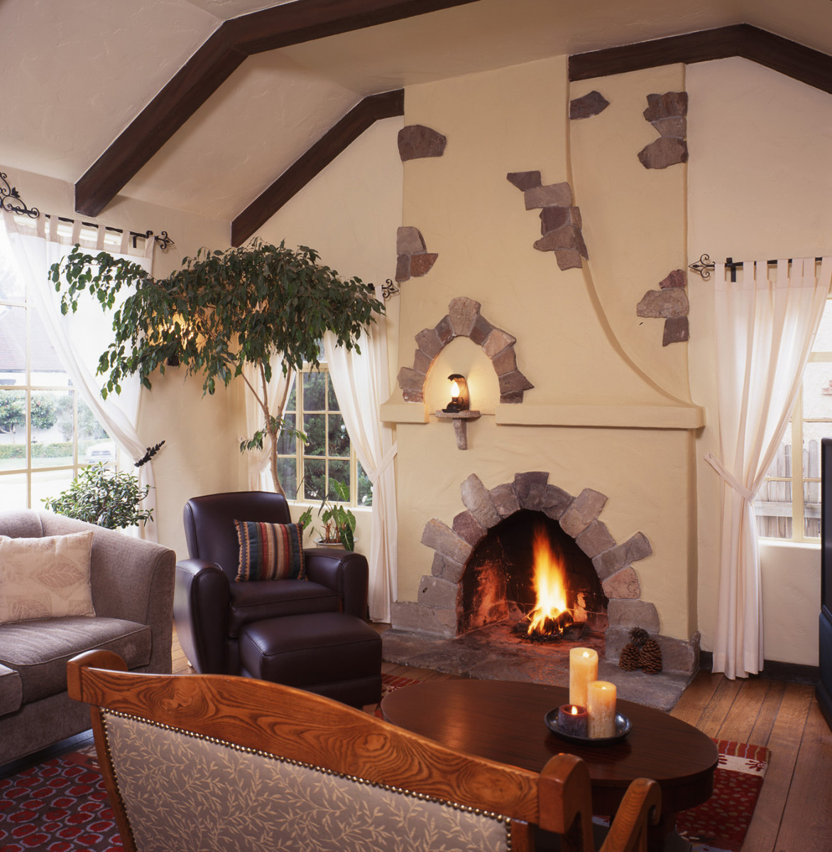 Storybook interior W.W. Dixon