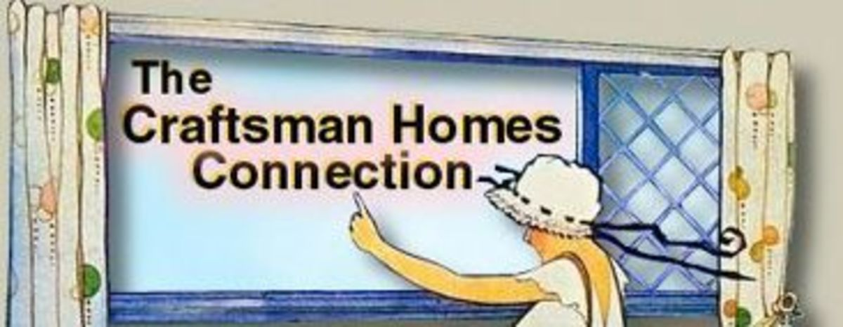 Craftsman Home Connections Logo