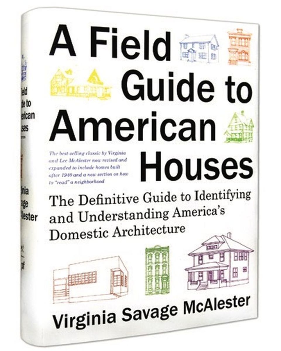 Field Guide to American Houses Revised Edition IMG_3909