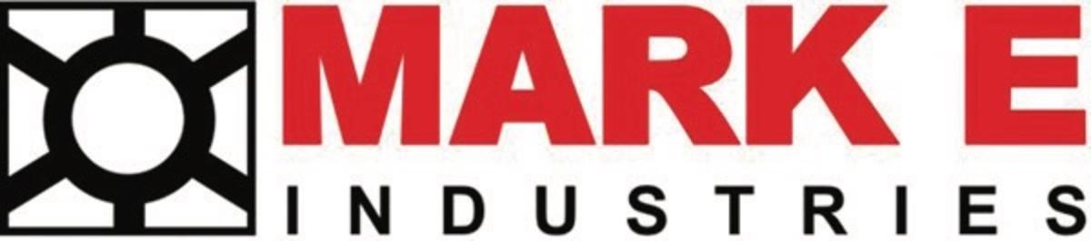 Mark E industries logo