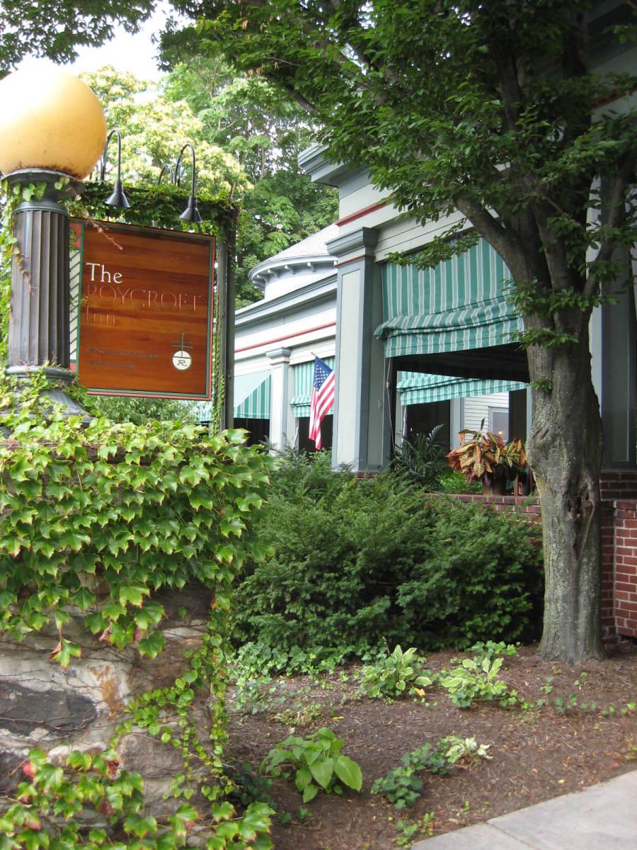 The Roycroft Inn is a National Historic Landmark.