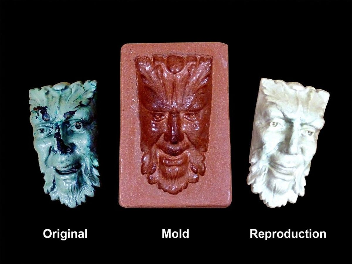 Mold Making and Casting Compounds