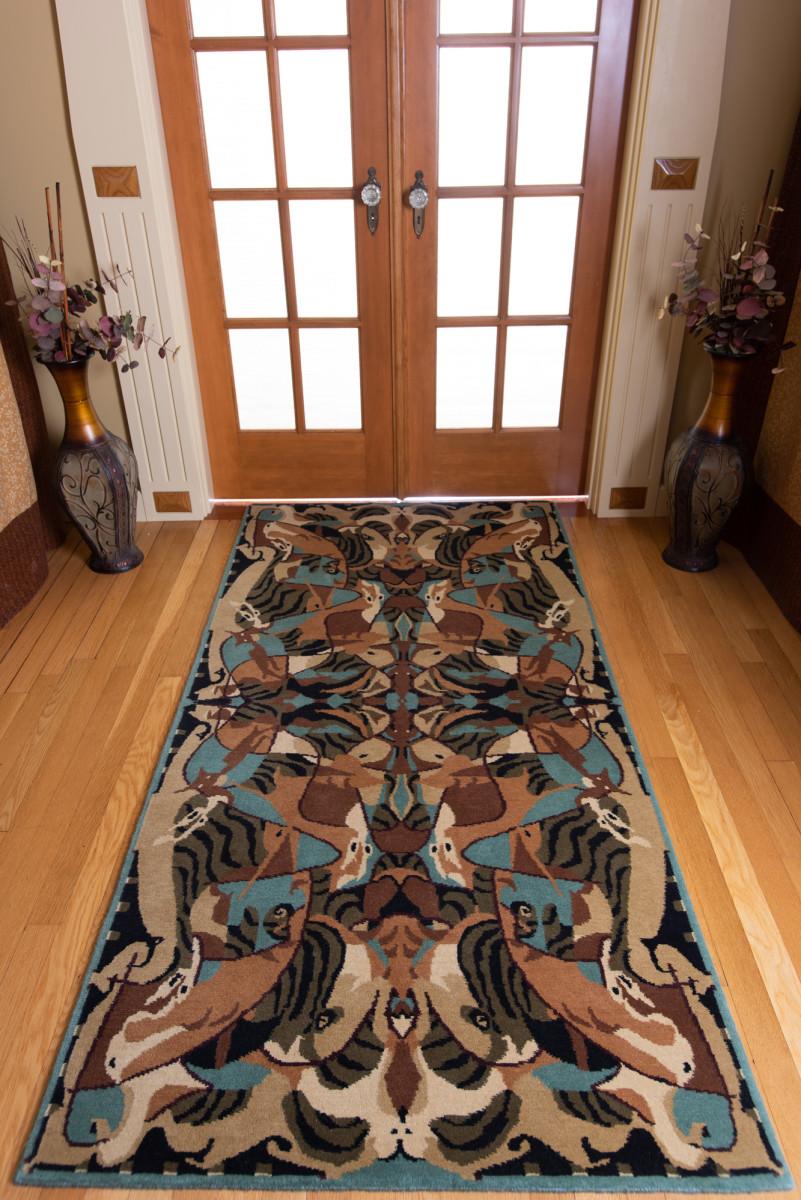 Joanne Hurd custom rugs