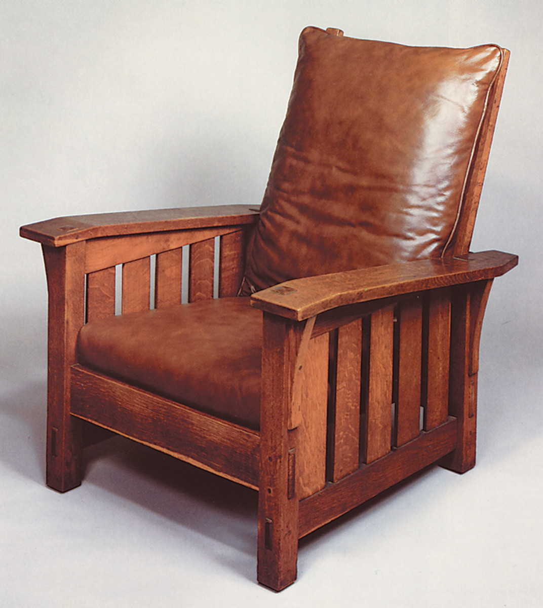 Stickley's version of the Morris Chair.