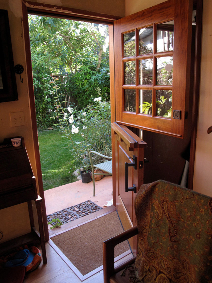 Vintage Doors Dutch Door