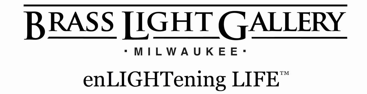 Brass light gallery logo