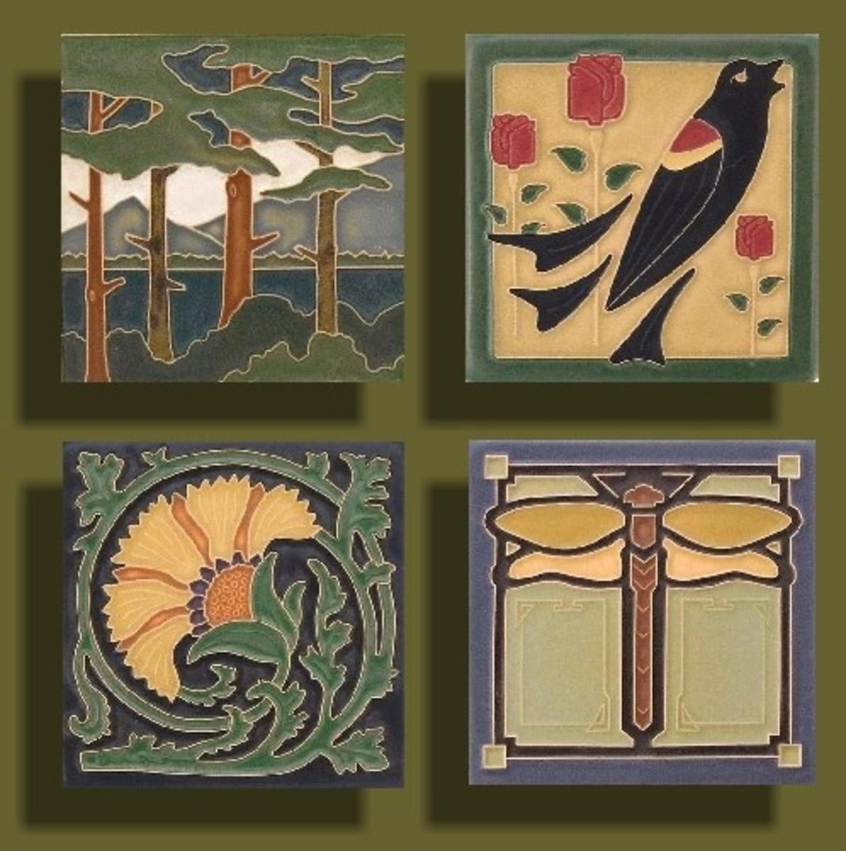 Arts & Craftsman Tileworks