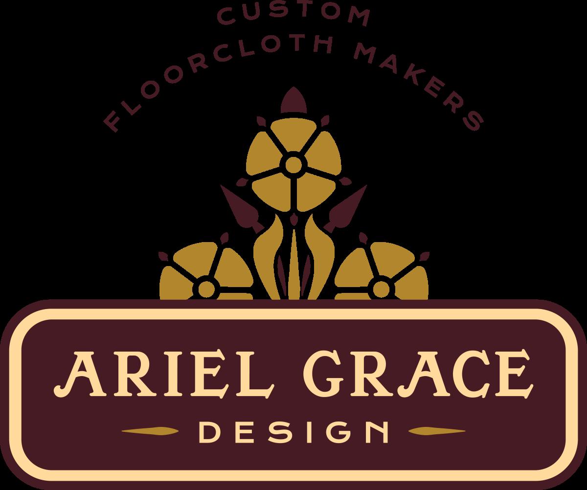 ariel grace design logo